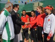 Syed tajammul abbas ITF Pakistan world junior ranking tennis cham ..