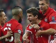 Football: Bayern Munich v Besiktas Champions League factfile
