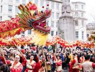 Chinese New Year celebrations bring Spanish closer to Chinese cul ..