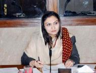 Ms. Marvi Memon highlights Pakistan's effort in social safety pro ..