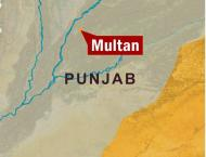 Faith healers' burnt body recovered in Multan