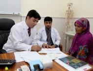 Govt utilizing all resources for provision of health facilities:  ..