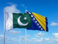 Ayaz Sadiq for greater interaction with Bosnia, Herzegovina