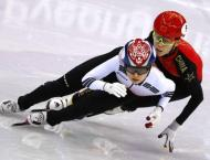 Choi inspires Korea to Olympic relay gold