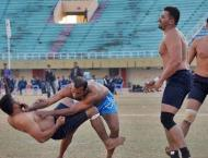 Iranian team to feature in National Kabaddi Championship