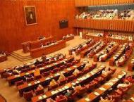Senate body condemns Indian aggression across LOC, move to put Pa ..