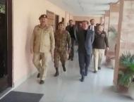 German Ambassador visits CMH Sialkot