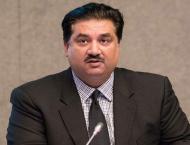 Engineer Khurram Dastagir Khan reviews budget preparations for ye ..