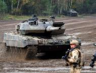 German army facing 'big gaps' as spending cuts bite