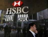HSBC profits surge as CEO departs