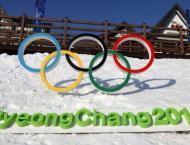 Pyeongchang Winter Olympics medal table