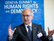 Ex-Caracas mayor calls for Venezuela 'intervention'