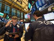 Weak Walmart results weigh on US stocks