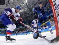USA, Norway, Finns, Germans advance to Olympic hockey quarter-fin ..