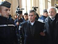French prosecutors urge jail for tax-dodging ex-minister