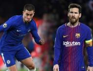 Football: Chelsea v Barcelona starting line-ups