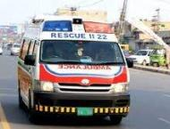 Woman killed, 5 injured in road accidents