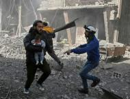 Death toll in Syria enclave tops 100 for second straight day: mon ..