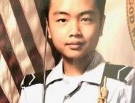 US military school admits cadet who died saving classmates in Flo ..