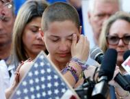 Who are the #NeverAgain kids pushing for US gun control?