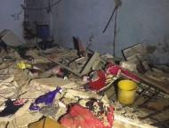At least seven wounded as gas explosion downs building in Karachi