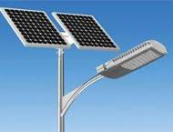 Solar light system inaugurated in Shiringal