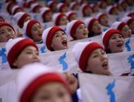 Warm smiles, cold comfort from North Korea's Olympic 'army of bea ..