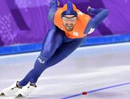 Dutch double as speed skater Nuis wins second gold