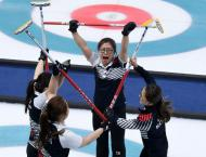 Korean curlers continue charmed run into final