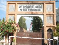 Asghar Mall College wins six positions in Chief Minister English  ..