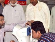 Two days free eye camp in Lehri
