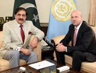 Bosnian envoy appreciates Pakistan's efforts for responding multi ..