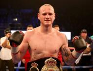 WBA super-middleweight champion Groves has surgery