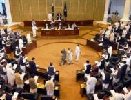 Khyber Pakhtunkhwa Assembly urges centre to play role in stoppage ..