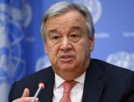 UN Secretary-General Antonio Guterres calls for unfettered humani ..