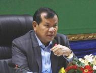 Cambodia expects 1.7 mln Chinese tourists this year: minister Tho ..