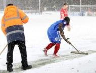 Icy weather forces postponement of Scottish league matches