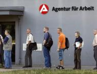 German joblessness holds steady at record low
