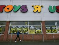 Toys'R'Us in Britain 'winds down' as UK retailers hit hard times ..