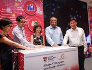 Alibaba, NTU Singapore launch joint research institute on AI tech ..