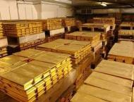 Russia ranks among top 5 gold holders