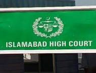 Islamabad High Court seeks report on illegal occupation of F-8 fo ..