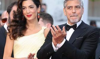 Hollywood star George Clooney donate $500,000 to student gun refo ..