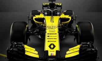 Renault target 'continued progression' with new F1 car
