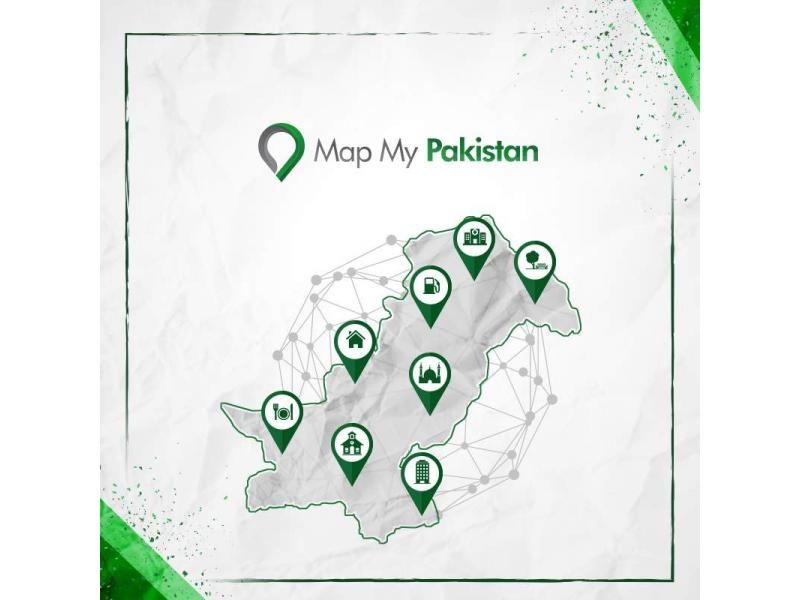 """TPL And Pakistanis Mapping Pakistan Together! TPL Maps' """"Map"""