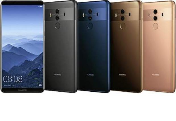 Pakistan Shows Tremendous Love For HUAWEI Mate 10 Lite Making It