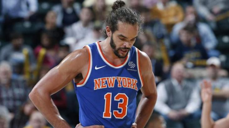 Knicks reportedly willing to include first-round pick in Joakim Noah trade