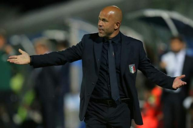 Luigi Di Biagio in line to become interim Italy coach