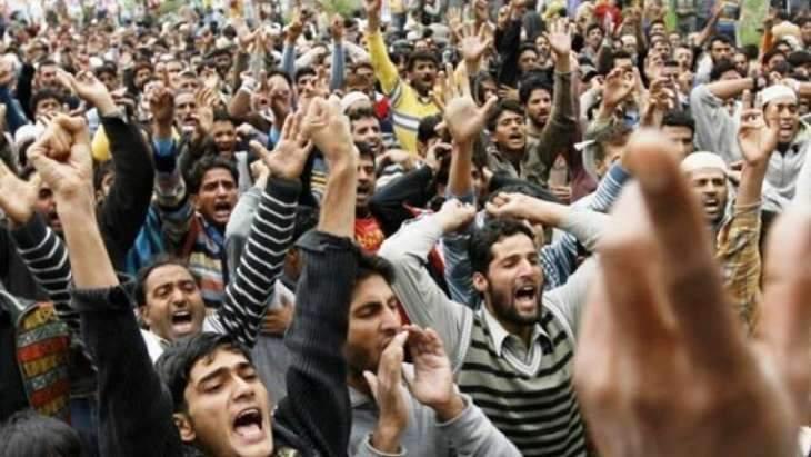 200 million Pakistanis stand by Kashmir, PM Abbasi addresses AJK Assembly