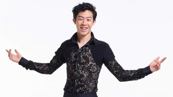 Nathan Chen: US Figure Skater, 18, Wipes Out During Debut Olympics Routine